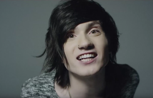 Video: ASKING ALEXANDRIA - The Black