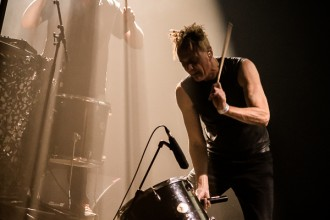 Front Line Assembly, © Michael Gamon