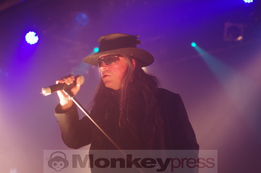 FIELDS OF THE NEPHILIM + FRANK THE BAPTIST - München, Backstage (17.03.2016)