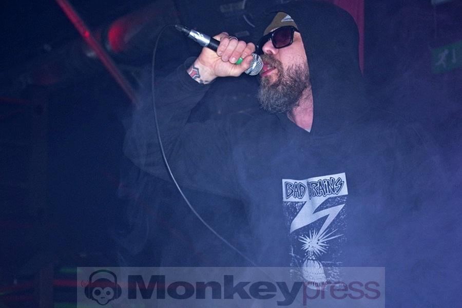 ERIK COHEN - München, Backstage (19.03.2016)