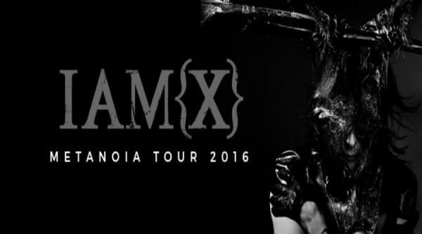 IAMX geben kräftigen Nachschlag!
