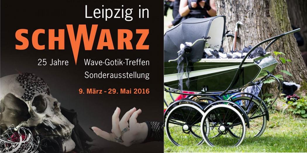 25 Jahre Wave-Gotik-Treffen Ausstellung in Leipzig öffnet seine Pforten