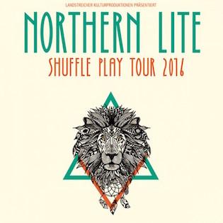 NORTHERN LITE gehen auf Shuffle Play Tour 2016