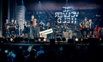 Revolverheld MTV unplugged Promobild