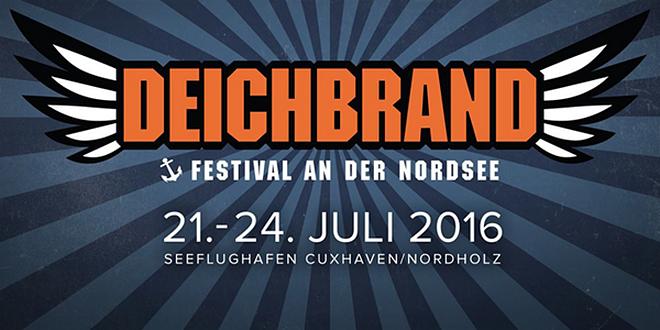 Deichbrand Festival startet 2016 mit SEEED, FANTA 4 und vielen mehr