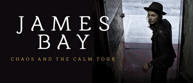 JAMES BAY kommt im März 2016 für 4 Termine nach München. Köln, Hamburg und Berlin