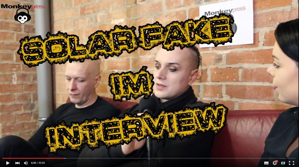 SOLAR FAKE im Interview