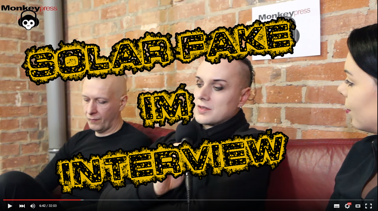 SOLAR FAKE im Interview
