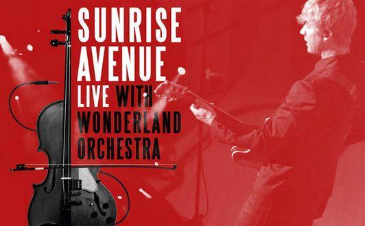 SUNRISE AVENUE kommen mit dem Wonderland Orchestra auf Tour