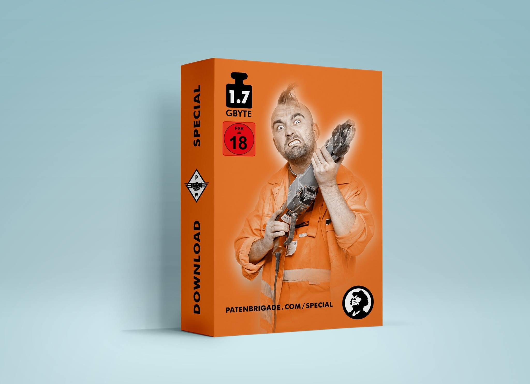 Alle Alben von PATENBRIGADE: WOLFF im Sonderangebot