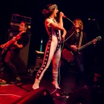 Fotos: JULIETTE AND THE LICKS