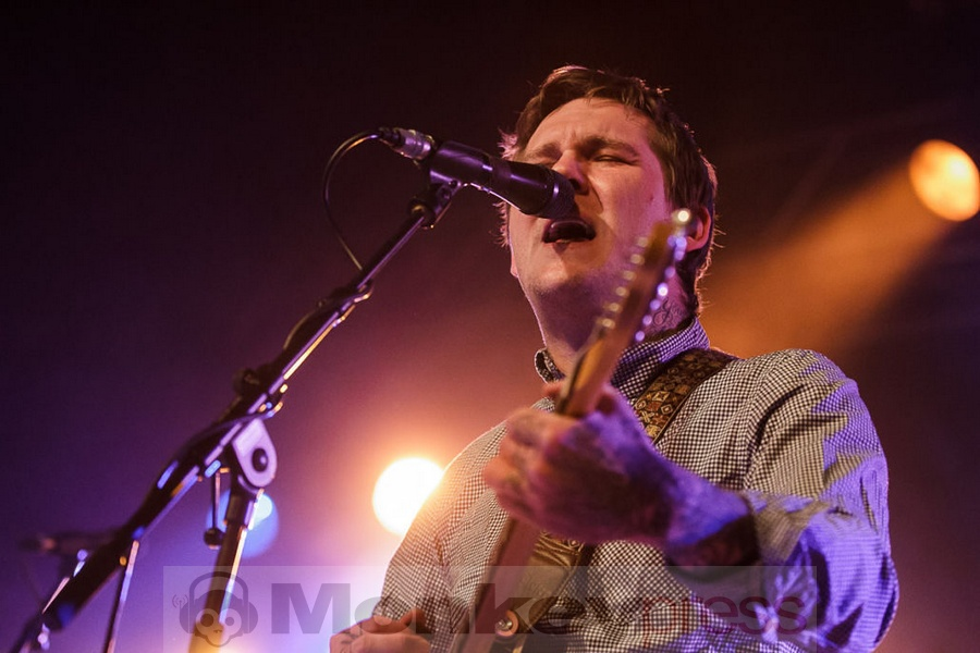 Brian Fallon and the Crowes - Köln, Live Music Hall (19.04.2016)