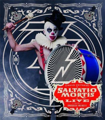 SALTATIO MORTIS – ZIRKUS ZEITGEIST - LIVE 2015