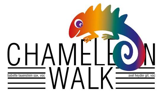 Mit Gitarre und Saxophon im Sauseschritt zur neuen Leidenschaft: CHAMELEON WALK