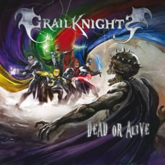Grailknights - Dead or Alive EP