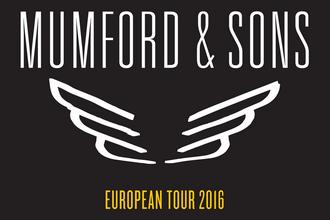 MUMFORD & SONS mit drei Arena-Shows in Deutschland 2016