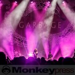 Fotos: GARBAGE