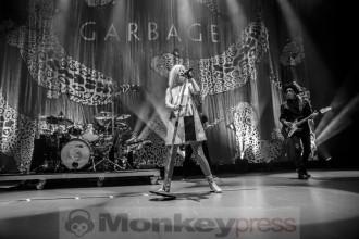 Fotos: GARBAGE