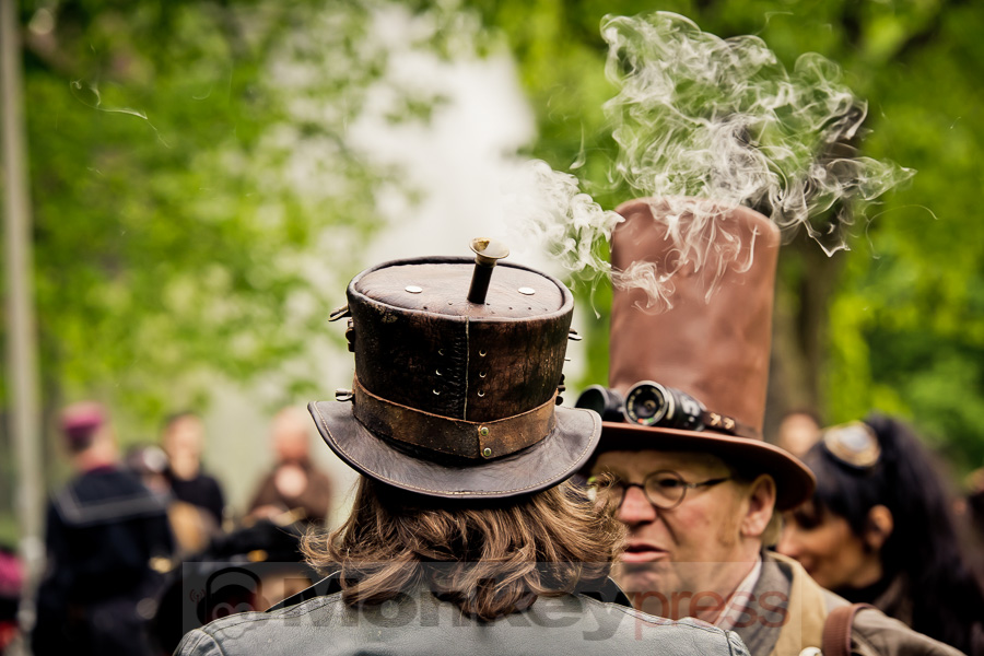 5. Steampunktreffen, © Danny Sotzny