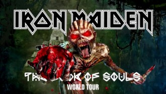 Iron Maiden BOS Tour