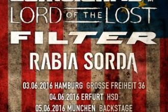 MAKE EUROPE GREAT AGAIN! - Vier Bands auf gemeinsamer Tour