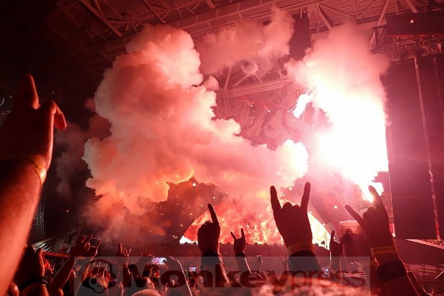 AC/DC - Düsseldorf, Esprit-Arena (15.06.2016)