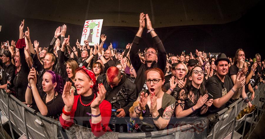 Wave-Gotik-Treffen (WGT) 2016 – Sonntag 15.05.2016