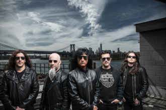 Anthrax Press Picture