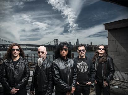 Thrash-Metal-Könige ANTHRAX kommen für zwei Shows nach Deutschland