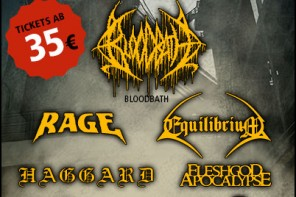 Dong Open Air 2016 – Metal-Festival in Neukirchen-Vluyn