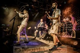 Fotos: KAKKMADDAFAKKA - 29.07.2016 Zakk Düsseldorf