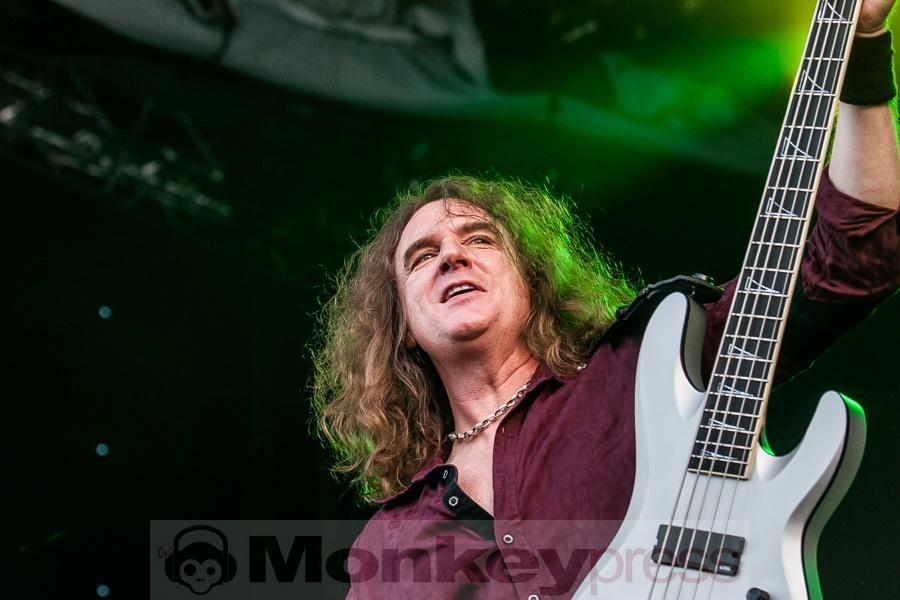 Megadeth, © Lunah Lauridsen