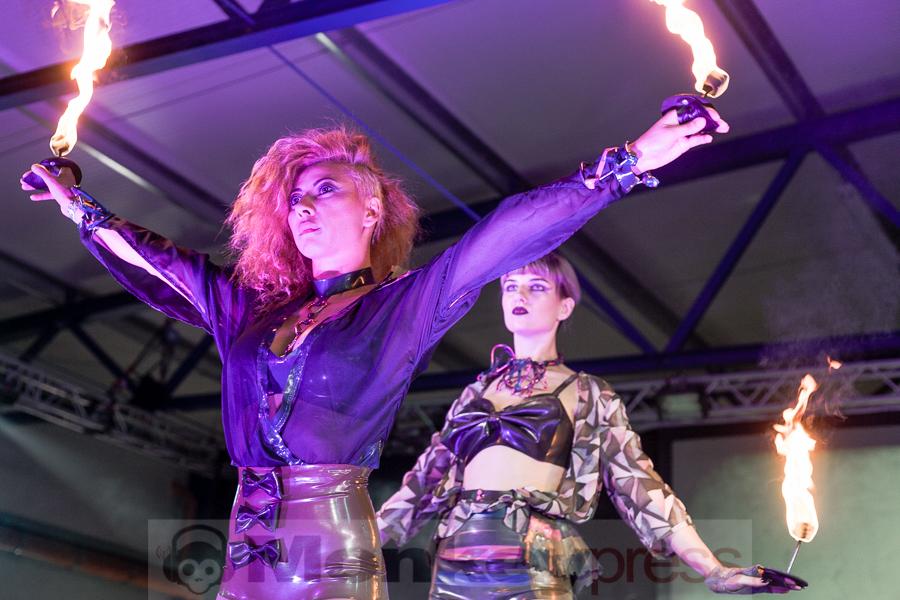 Fashion-Show, © Dietmar Grabs