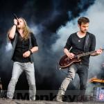 M'ERA LUNA FESTIVAL 2016, Tag 1 – Hildesheim, Flughafen Drispenstedt (13.08.2016)