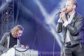 Kalte Sterne Festivals mit vorerst letzten AGENT SIDE GRINDER-Performances