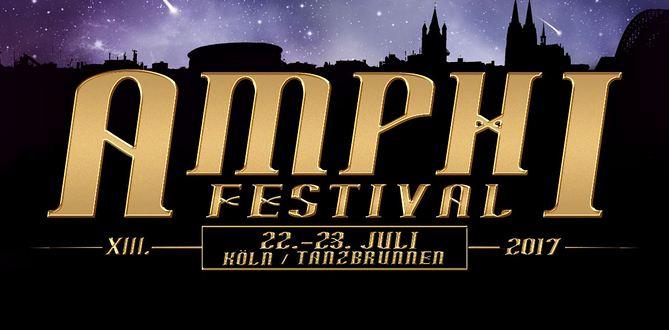 AMPHI FESTIVAL 2017 - Alle Infos zu Programm, Tickets und mehr