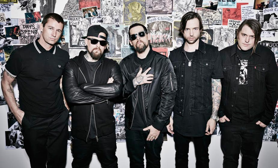GOOD CHARLOTTE: Exklusives Konzert 2016 in Köln