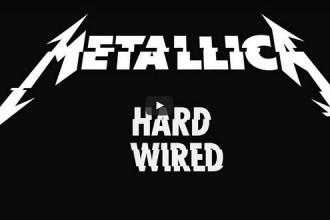 METALLICA veröffentlichen Video zu neuer Single _Hardwired