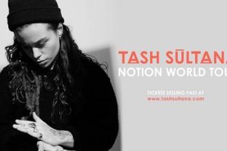 Tash Sultana kommt am 12. September 2016 für eine Show nach Berlin ins Badehaus!