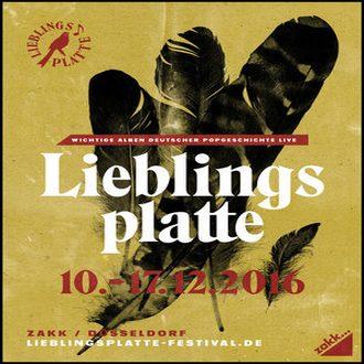 Große Platten auf kleiner Düsseldorfer Bühne