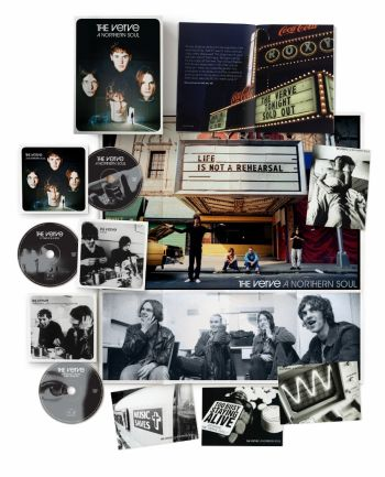 THE VERVE - A Northern Soul (Super Deluxe Edition)