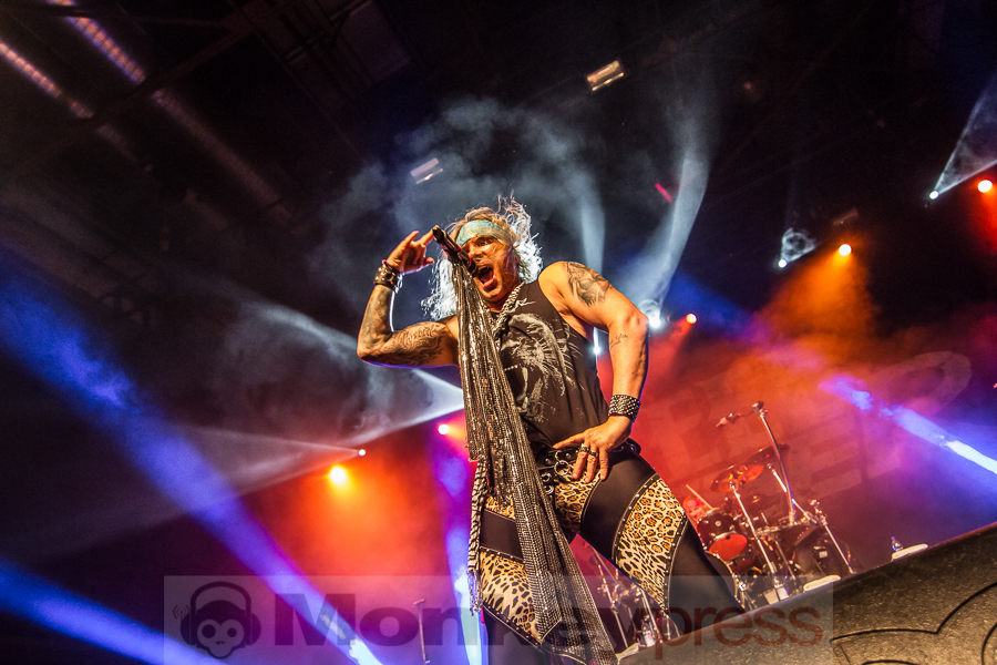 Steel Panther, © Markus Hillgärtner