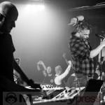 RROYCE, FROZEN PLASMA, NEUROTICFISH - Augsburg, Rockfabrik (29.10.2016)