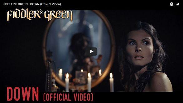 """FIDDLER'S GREEN veröffentlichen neues Video """"Down"""" aus kommendem Album """"Devil's Dozen"""""""