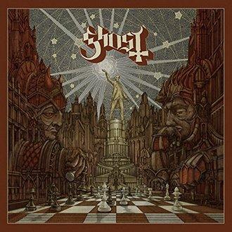 GHOST - Popestar EP