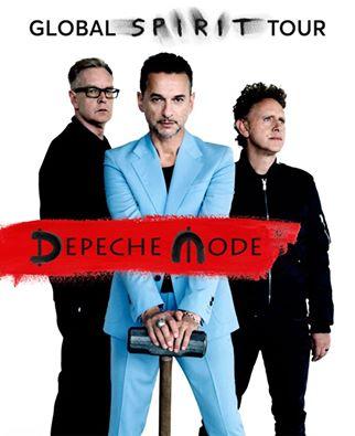 DEPECHE MODE Tourdaten 2017 stehen fest! Album im Frühjahr!