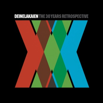 DEINE LAKAIEN - XXX. The 30 Years Retrospective (4 CD Boxset)