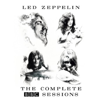 LED ZEPPELIN - The Complete BBC Sessions (5-LP-Box)