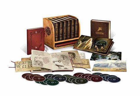 Wahnsinns Mittelerdeboxen für alle Der Herr Der Ringe und Der Hobbit-Fans im November