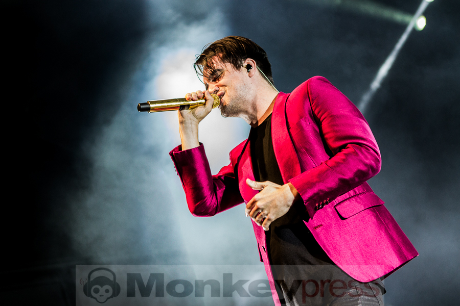 Panic! At The Disco, © Markus Hillgärtner